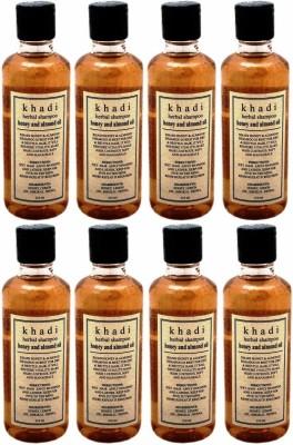 Khadi Honey & Almond Oil SHAMPOO