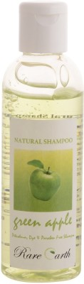 Rare Earth Green Apple Natural Shampoo