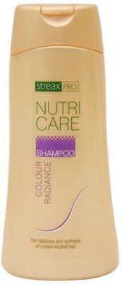 Streax Pro Nutri Care Shampoo Colour Radiance