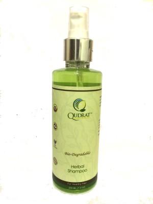 Qudrat Organics & Naturals Bio-Degradable Shampoo