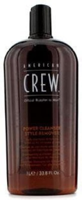 American Crew Crew Power Cleanser Style Remover Shampoo