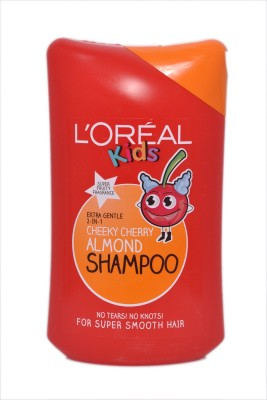 L,Oreal Paris Extra Gentle 2 In Cheeky Cherry Almond Shampoo Super Fruity Fragrence