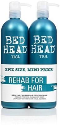 Tigi Bed Head Urban Anti Dote Recovery Shampoo And Conditioner