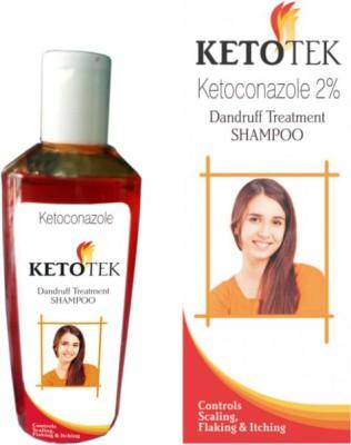 Facio White Ketotek Shampoo (Dandruff Treatment)