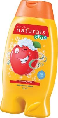 Avon Naturals Kids Amazing Apple 2 in1 Shampoo & Conditioner