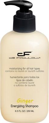 De Fabulous Ginger Energizing Shampoo - Sulfate Free