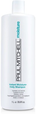 Paul Mitchell Moisture Instant Moisture Daily Shampoo (Hydrates and Revives)(1000 ml)