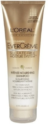 L, Oreal Paris Professionnel EverCreme Intense Nourishing Shampoo - Imported