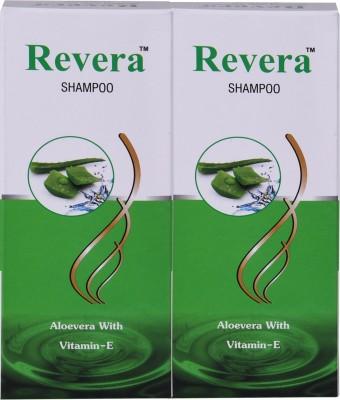 Revera Aloevera With Vitamin -E Shampoo