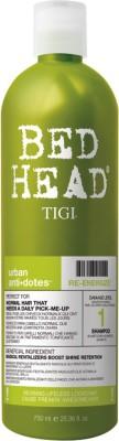 Tigi Bed Head Urban Antidotes Re-Energize Level 1 Shampoo