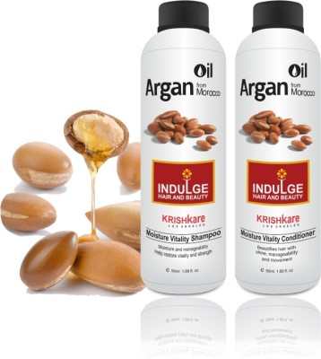 Krishkare Argan Oil Morocco Travel Pack