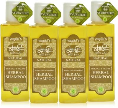 Khadi Natural Shikakai & Brahmi shampoo