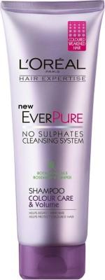 L,Oreal Paris Everpure No Sulphates Shampoo