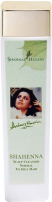 Shahnaz Husain Sha Henna Scalp Cleanser Normal to Oily Hair Shampoo