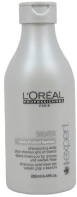L, Oreal Paris Professionnel Expert Silver Shampoo - Imported