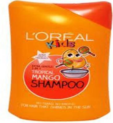 L,Oreal Paris Kids Tropical Mango Shampoo