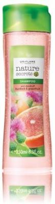 Oriflame Nature Secrets Shampoo Anti-Dandruff With Burdock & Grapefruit