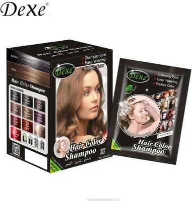 "Wonder World â""¢ Black Instant Hair Coloring Shampoo"