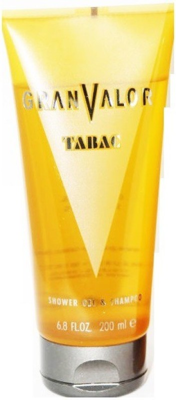 Tabac GranValor Shower Gel and Shampoo(200 ml)