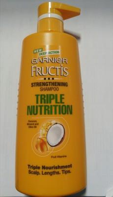 Garnier Garnier Fructis Strengthening Shampoo