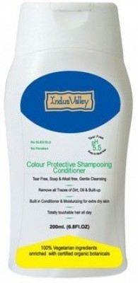Indus Valley Colour Protective Shampooing Conditioner