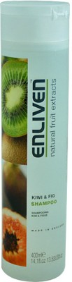 Enliven Natural Fruit Extracts Kiwi & Fig Shampoo