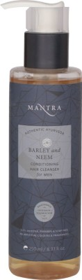 Mantra Barley And Neem Conditioning Hair Cleanser For Men