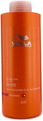 Wella Professionals Enrich Moisturizing Shampoo