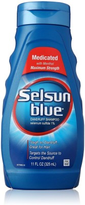 Selsun Blue Strength Dandruff Shampoo