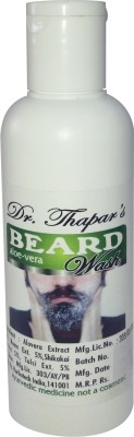 Dr. Thapar's Beard Wash With Aloevera