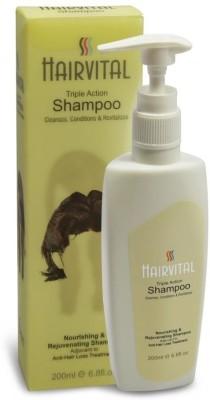 Salve Hairvital Shampoo