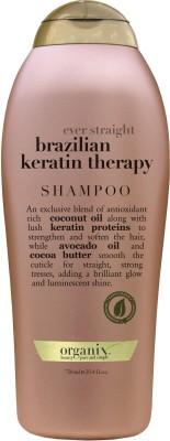 Organix Ever Straight Brazillian Keratin Therapy Shampoo