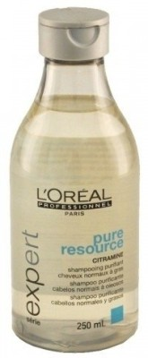 L, Oreal Paris Professionnel Professionnel Expert Pure Resource Shampoo
