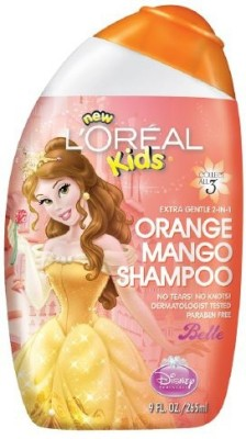 L,Oreal Paris Kids Extra Gentle 2 - In - 1 Shampoo