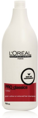 L,Oreal Paris Pro Classics Color Post color or Coloured Hair Shampoo