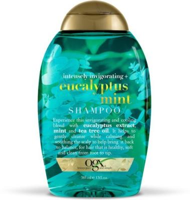 OGX Intensely Invigorating Plus Eucalyptus Mini Shampoo