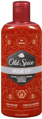 Old Spice Bulk Up Full Body 2 in1 Shampoo and Conditioner
