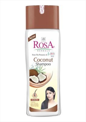 Rosa Herbals Coconut Shampoo