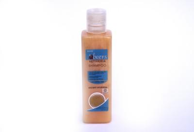 Abeers Khadi Vitivera Shampoo For Normal Hair (Pack Of 1) 200 Ml Each