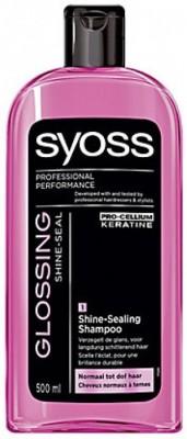 Syoss Pro-Cellium Keratin Glossing Shine Seal Shampoo
