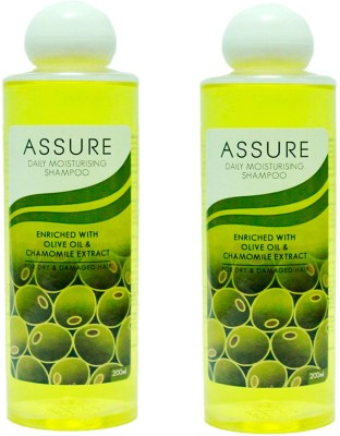 Assure Daily Moisturising Shampo (Pack of 2)
