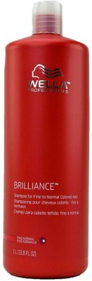 Wella Professionals Shampoo for Fine To Normal Colored Hair for Unisex
