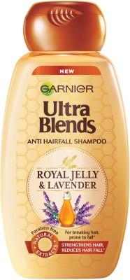 Garnier Ultra Blends Royal Jelly & Lavender Shampoo