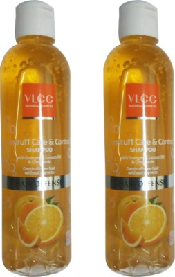 VLCC dandruff care & control shampoo Pack of 2
