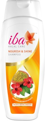 Iba Halal Care Nourish & Shine Shampoo