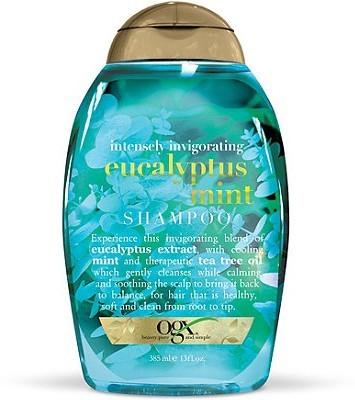 Organix Eucalyptus Mint Shampoo