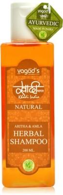 Khadi Natural Aritha & Amla Shampoo