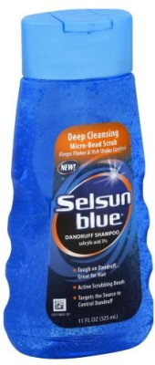 Selsun Blue Natures Therapy Scalp Relief Shampoo-Case Of 6