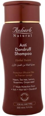 Anherb Combo of Anti Dandruff Shampoo (Pack of 3)