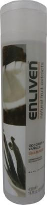 Enliven Natural Fruit Extracts - Coconut & Vanilla Shampoo